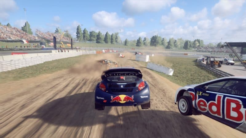 Test DiRT Rally 2.0 - Jump