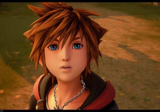 Kingdom Hearts III - Sora
