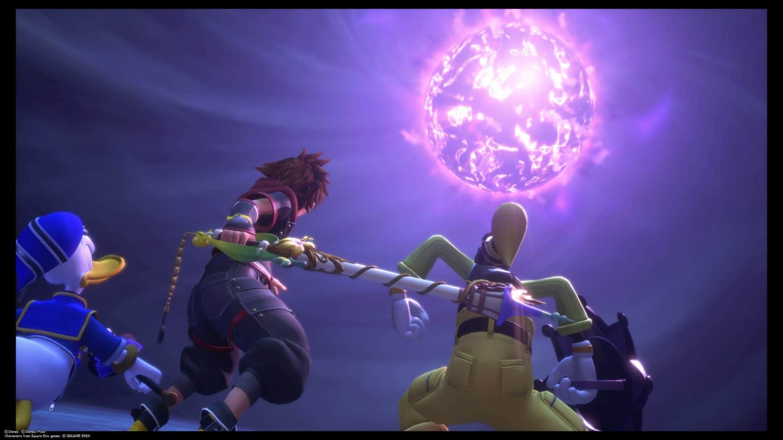 Kingdom Hearts III - ténèbres
