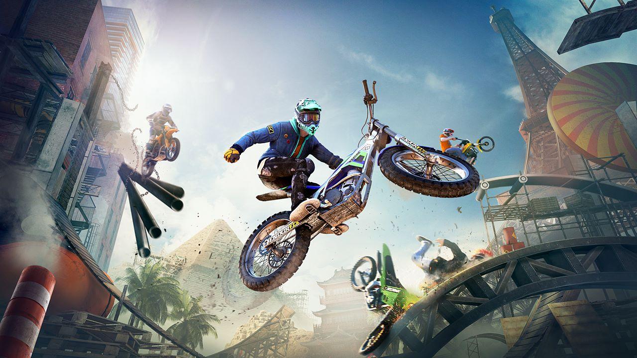 Test Trials Rising - Jump en trial