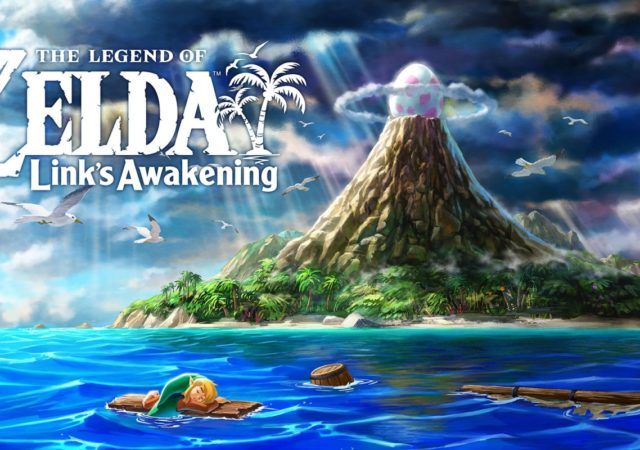 The Legend of Zelda Link's Awakening arrive sur Switch