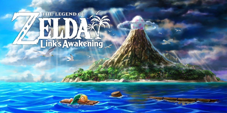 The Legend of Zelda Link's Awakening arrive sur Switch