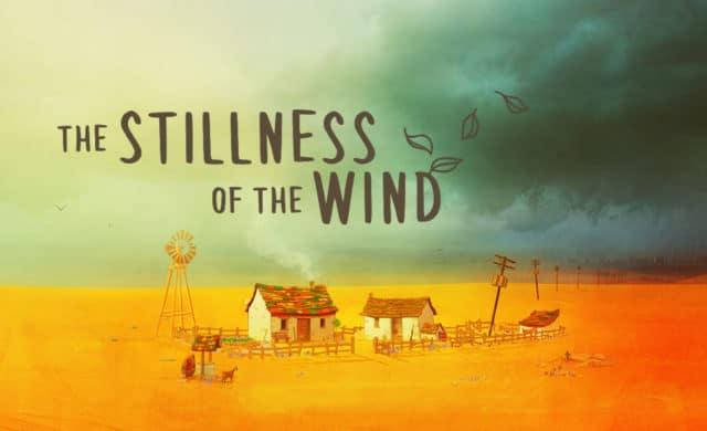 The Stillness of the Wind écran titre