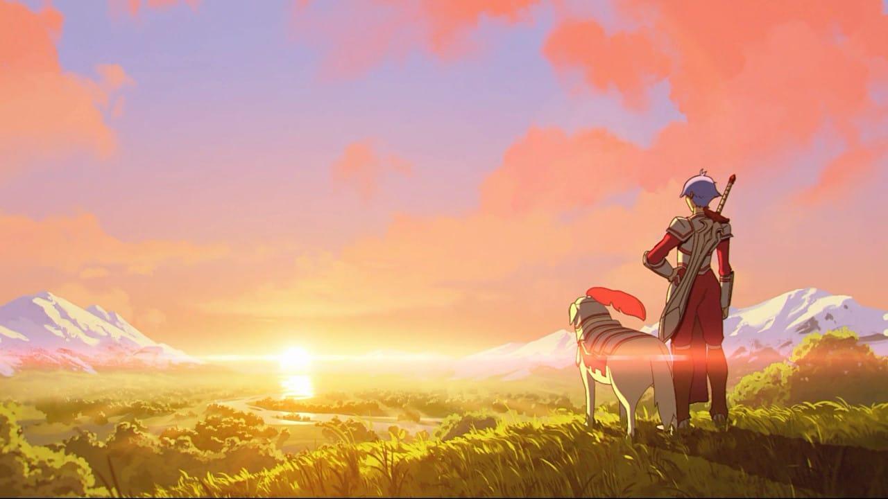 Wargroove - lever de soleil