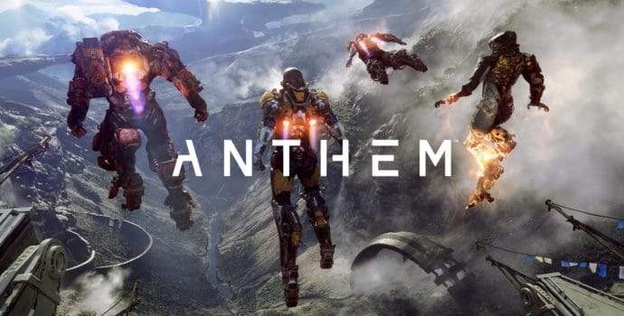 Anthem preview javelins groupe