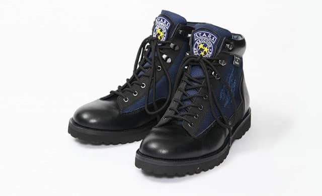 Resident Evil chaussures vue générale