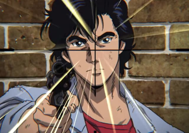 Nicky Larson City Hunter Nouveau Film d'animation