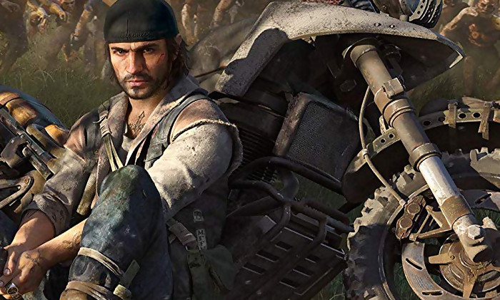 Days Gone - Deacon Saint John et sa moto