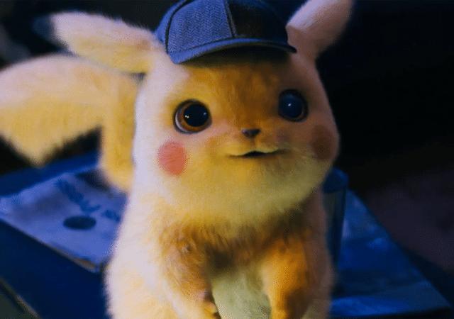 Detective Pikachu - le Film