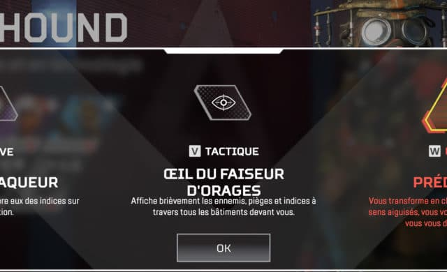 apex legends pouvoirs