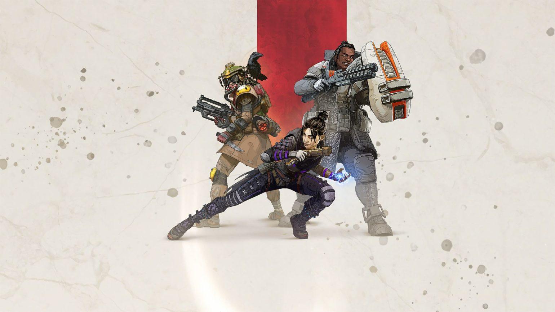 apex legends wraith gibraltar bloodhound
