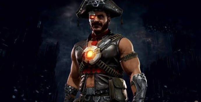 Mortal Kombat 11 - Kano Korsaire