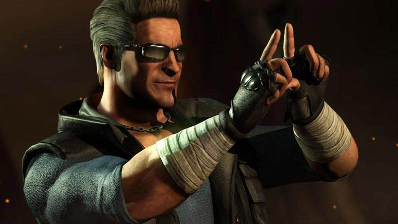 Mortal Kombat XI Johnny Cage