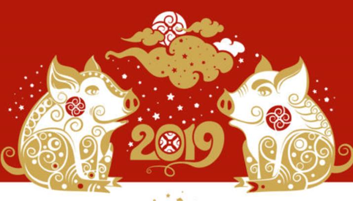 Le refuge de la louve intrépide - Portail Nouvel-an-chinois-cochon-2019