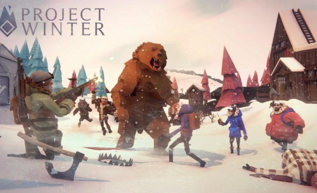 project winter titre