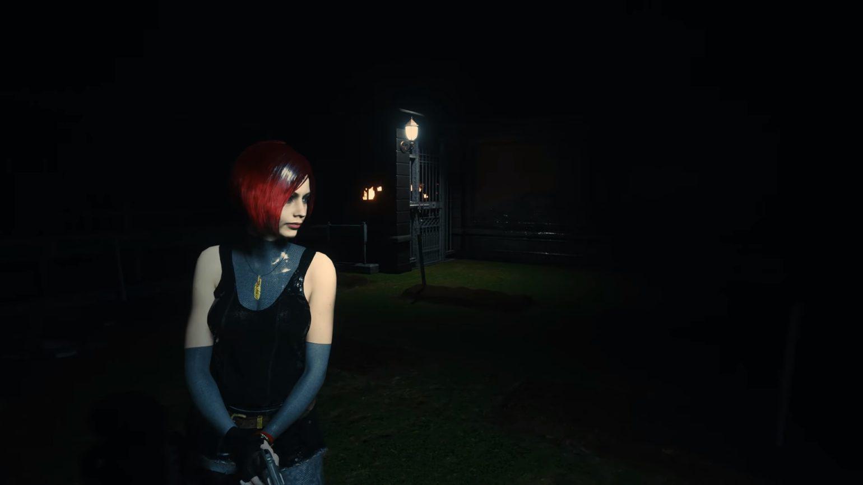 Resident evil 2 regina dino crisis mod regina