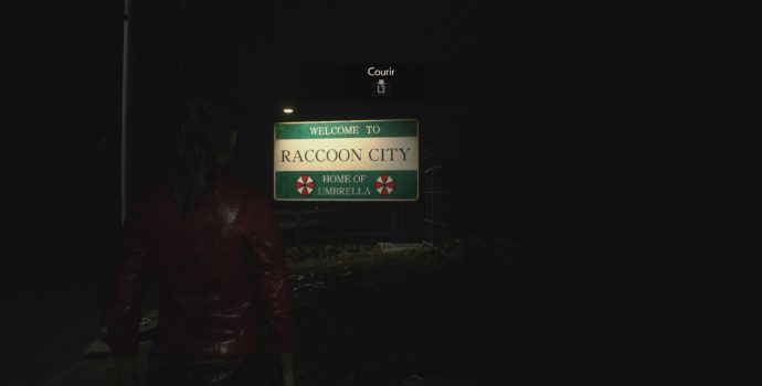 resident evil 2 test welcome to raccoon city