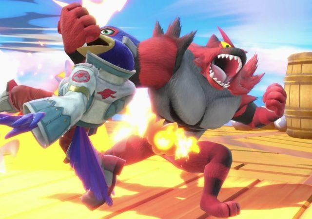 super smash bros. ultimate genesis