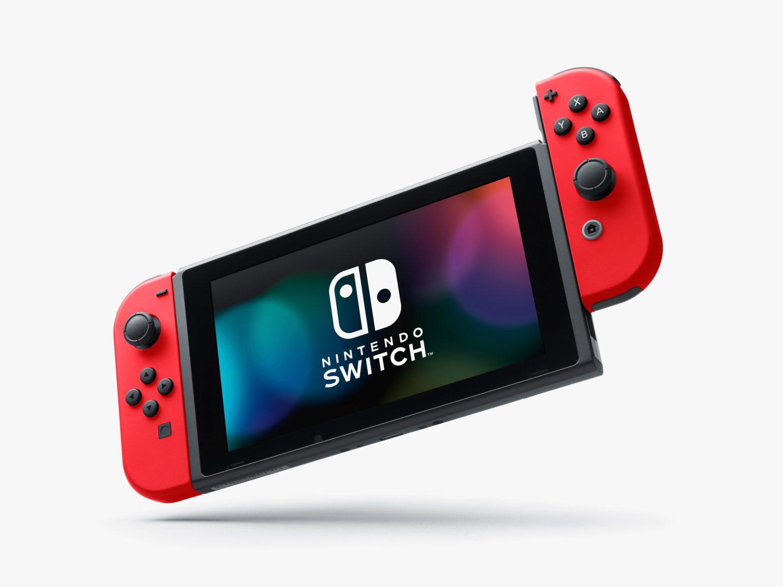 vers un nouveau modèle de Switch