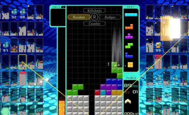 Tetris 99 - Image du jeu