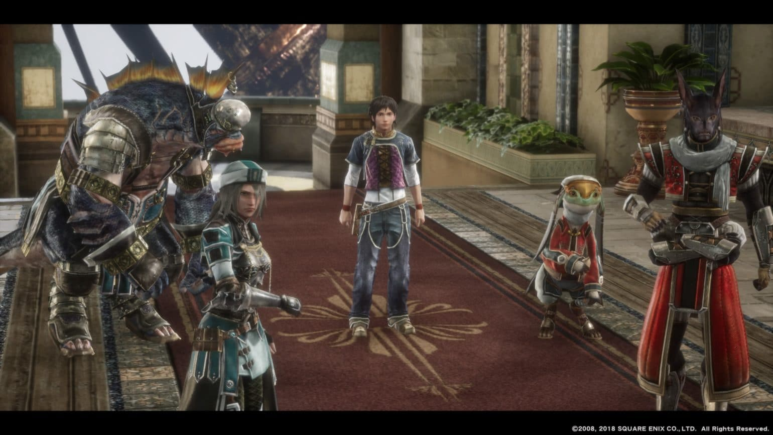 The Last Remnant Remastered - Héros d'Athlum