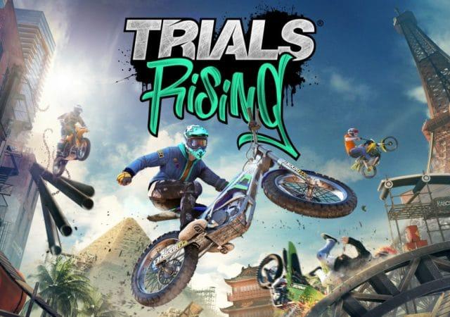 Trials Rising préparez vos casques et faites des cascades de fous
