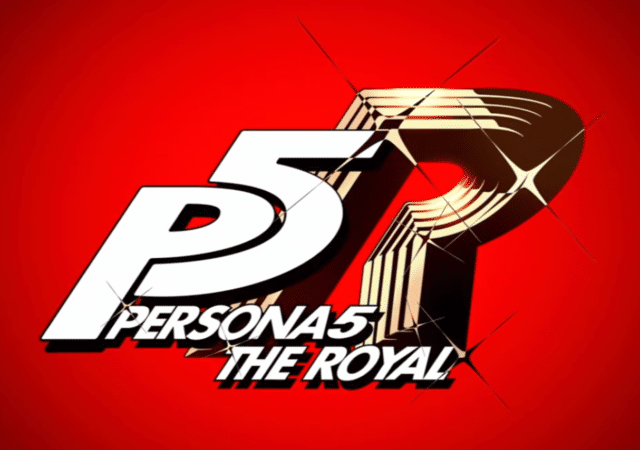 Persona 5 : the royal titre