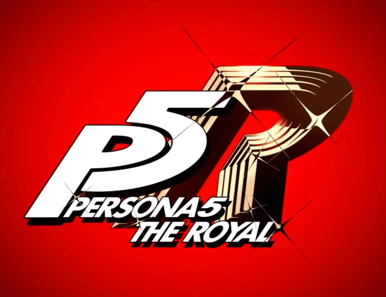 Persona 5 : the royal titre