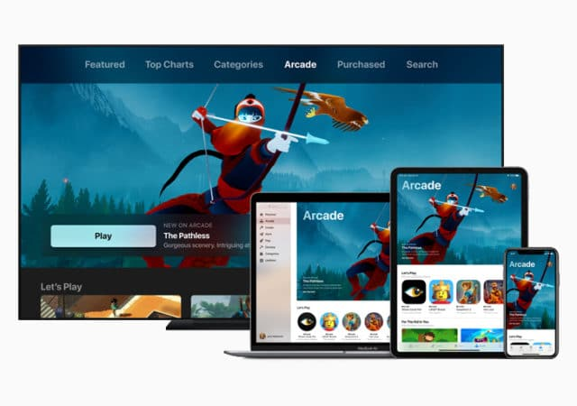 Apple Arcade Annonce