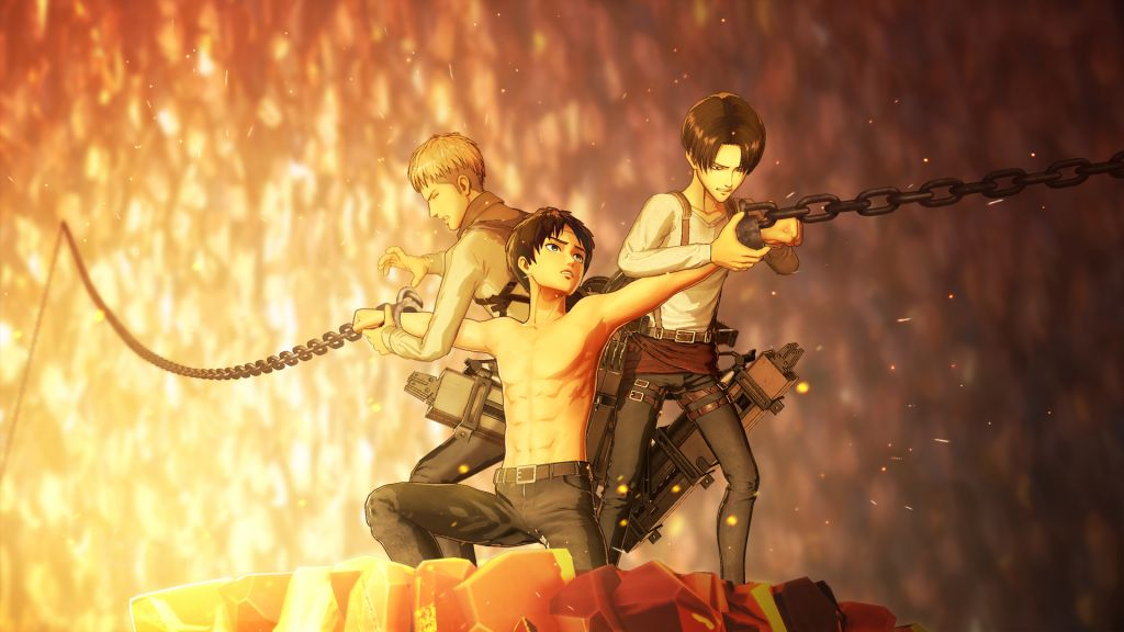 Attack on Titans 2: Final Battle saison 3