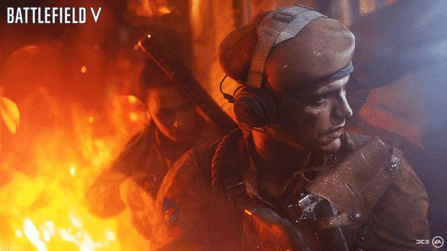Battlefield V - Le mode firestorm