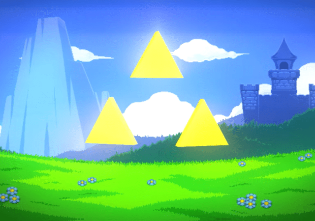 Cadence of Hyrule - Triforce Complete