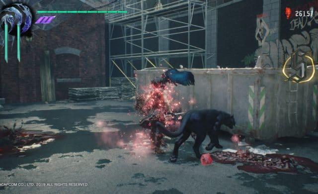 Devil May Cry 5 V se bat