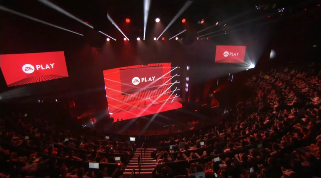 E3 2019 conférence EA Play
