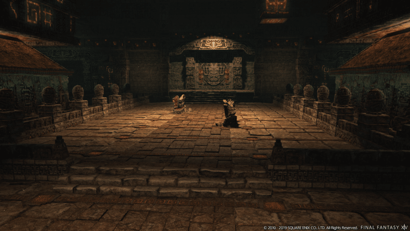 Final Fantasy XIV Fan Festival - donjon 3