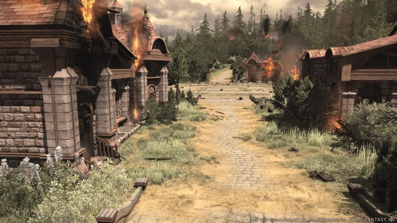 Final Fantasy XIV Fan Festival - Donjon 2