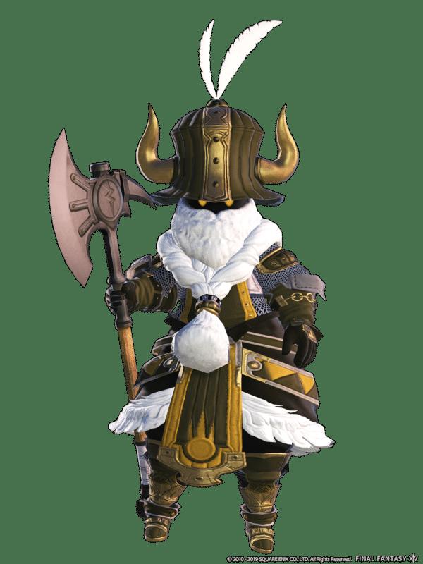 Final Fantasy XIV Fan Festival - Nains