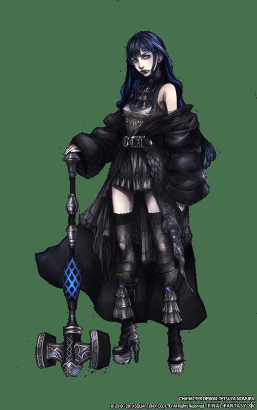 Final Fantasy XIV Fan Festival - Gaia
