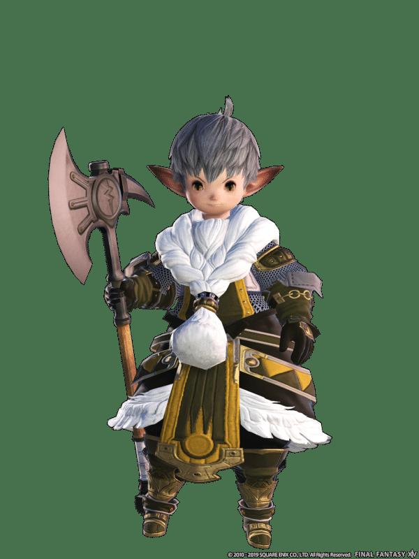 Final Fantasy XIV Fan Festival - Lalafell