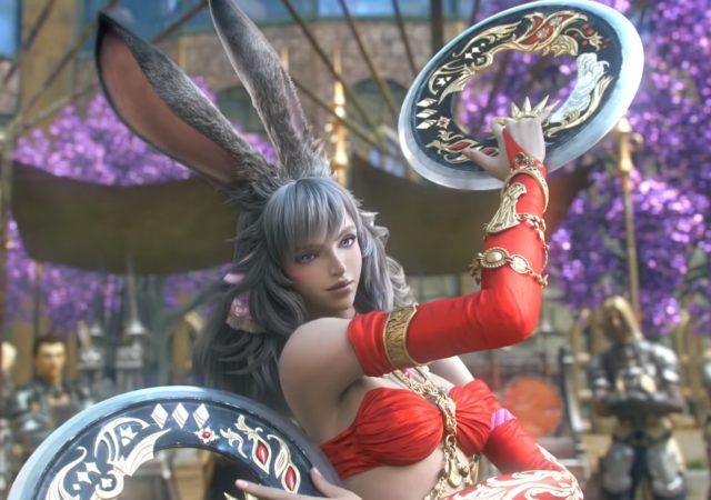 Final Fantasy XIV Shadowbringers - Dancer Viera