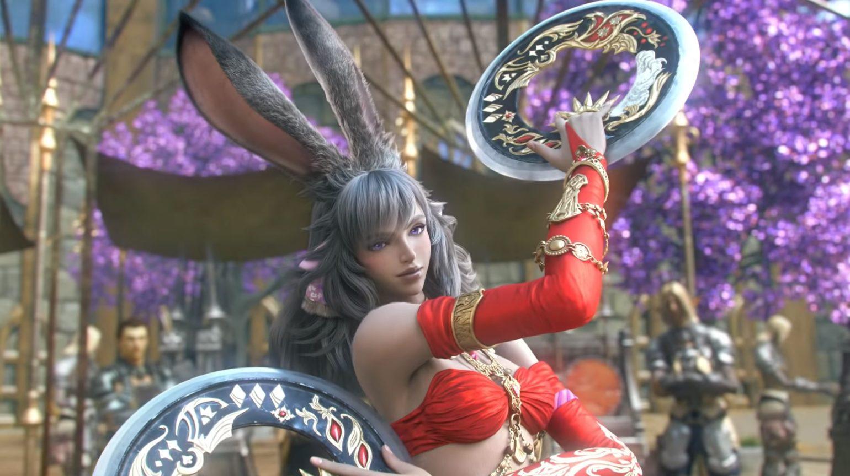 Final Fantasy XIV Shadowbringers - Dancer Viera