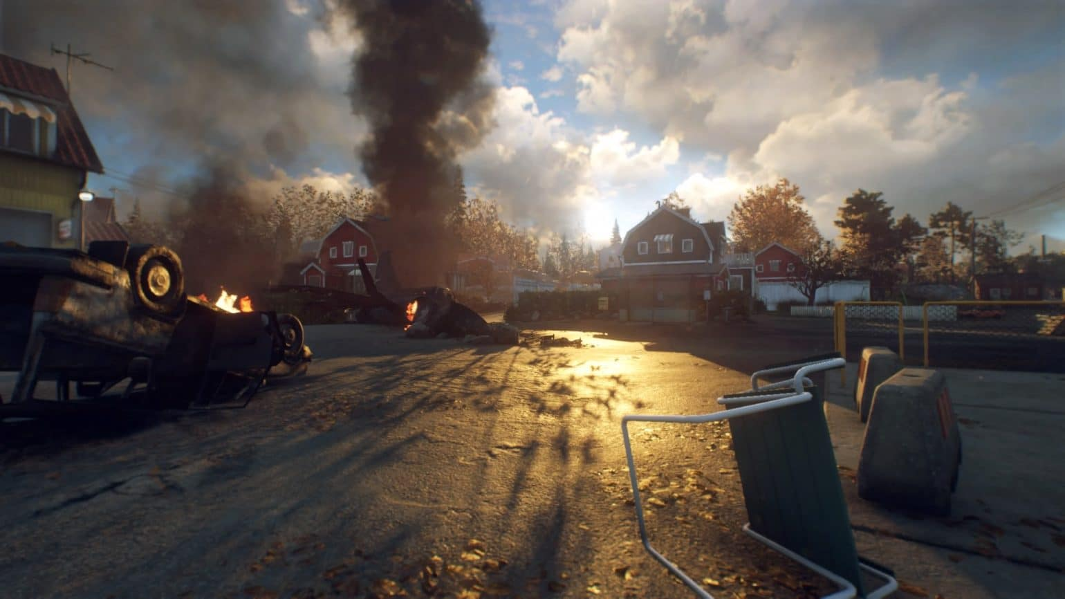 Generation Zero screenshot img titre