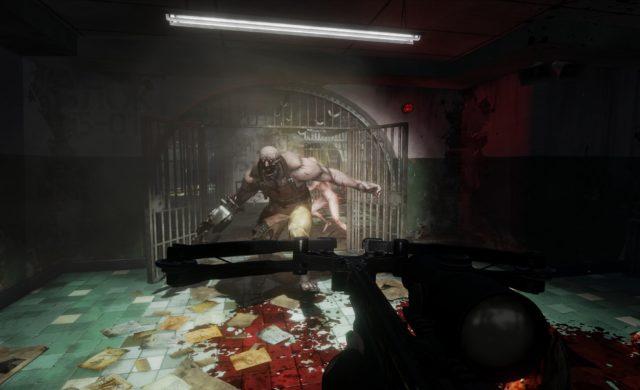Killing Floor: Double Feature arbalète