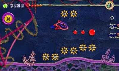 Kirby: Au fil de la grande aventure - Kirby en dauphin