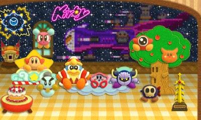 Kirby: Au fil de la grande aventure - Kirby et ses amis