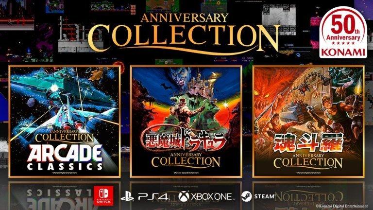 Castlevania Anniversary Collection - et autres ...