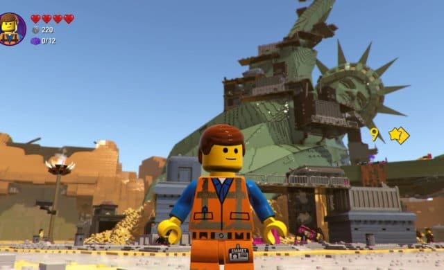 La Grande Aventure LEGO 2 : le jeu vidéo Emmet est à Bricksburg