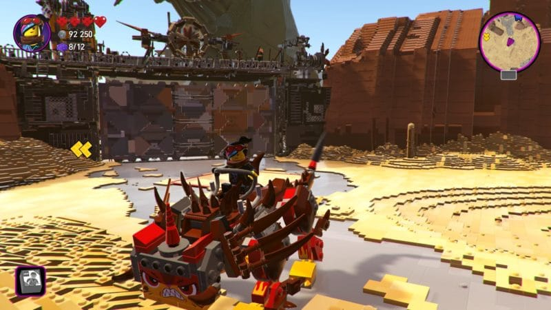 La Grande Aventure LEGO 2 : Le Jeu Vidéo Cooltag a crée une nouvelle monture