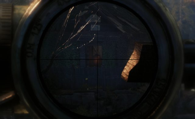 test metro exodus fusil à lunette