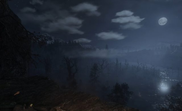 test metro exodus forêt